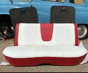 America Ford Galaxie Re Upholstered Front And Rear Bench Seats