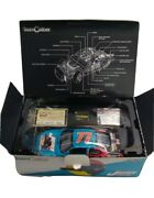 Nascar Limited Edition 124 Diecast Ford Jasper Engine Certificate Authenticity