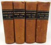 » Les Miserables - Victor Hugo First Edition 1862 Bruxelles