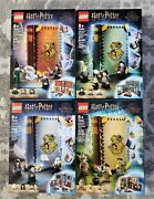 Lego 76382 76383 76384 76385 Harry Potter Moment Set Of 4 Building Sets In Hand