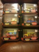 Brand New Set Of 6 Special Holiday Vehicles Matchbox Collectibles Coca Cola