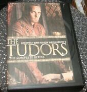 The Tudors The Complete Series 15-disc Set, Widescreen, Unrated Dvd