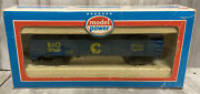 40ft Gondola With Load - Bando The Cat Chessie System 371629 - Model Power 9099