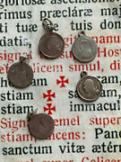 Rare Ancient Minting Error Lot Popes Collection Medal Pope John Xxiii - Vatican