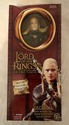 Toybiz Lotr The Two Towers 12 Legolas Special Edition Collectorand039s Series Figure
