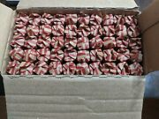 2500 Copper Lincoln Cents Pennies - Full Box 50 Rolls 1959-1982 Hand-rolled 95