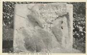 Holland Land Co. Marker From 1708 - Wyoming Ny New York - Wb