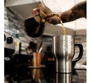 Coffee Travel Mug 20oz Stainless Steel Tumbler Double Wall Cafe 18/8 2-pack