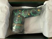 Scotty Cameron 2020 Masters Leather Putter Cover Augusta National Rare New
