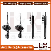 Monroe 4x Front+rear Shocks And Struts Kit Set For 2008-2010 Toyota Sienna Awd