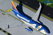 Gemini Jets 1200 Southwest Airlines 737-700 Louisiana One G2swa926 In Stock