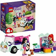 Lego Friends Cat Grooming Car 41439 Building Kit Brand New 2021 60 Pieces