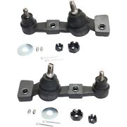 Pair Ball Joints Set Of 2 Front Left-and-right Lower Lh And Rh For Lexus Gs300 06