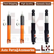 Monroe 4x Front+rear Shocks And Struts For 2001-2006 Chevrolet Suburban 1500