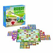 Thinkfun Robot Turtles Stem Toy And Coding Board Game For Preschoolers - Ma