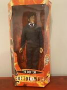 Bbc- Doctor Who- 10th Doctor W/sonic Screwdriver- 12 Figure Doll- David Tennant