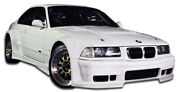 For 92-98 Bmw 3 Series E36 2dr Gt500 Wide Body Kit 8pc 105468