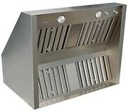 Trade-wind 7242 7200 Series 42-inch Stainless Steel Hood Barbecue Canopy Hood