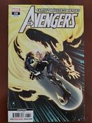 Avengers 28 2nd Print Ghost Surfer Cover Low Print - Unread Nm Or Better 🔥🔥