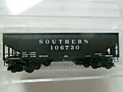 Micro-trains 05500590 Southern 33and039 Twin Bay Hopper Offset Sides N-scale