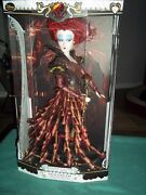 Disney Alice Through The Looking Glass - Red Queen 17 Doll Le 4000 Mib