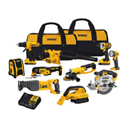 20-volt Max Xr Lithium-ion Brushless Drill/impact Combo Kit 2-tool + 5.0ah