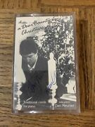 A Door Country Christmas Cassette Signed Copy