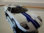 Hotwheels 118th 2004 Ford Gt 40 Mint Condition