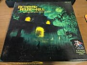 Betrayal At House On The Hill + Expansion, Wooden Insert, Sleeves, And Upgrades