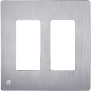 Enerlites Elite Series Screwless Decorator Wall Plate Child Safe Outlet Cover, S