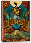 Criterion Collection - Three Fantastic Journeys By Karel Zeman Dvd New Dvd