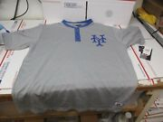 New York Mets True Fan Pull Over Mens Shirt Size Large New With Tags Fast Ship