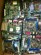 20 Lbs Scrap Motherboards And Pc Cards For Gold Recovery, Platinum, Silver