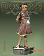 Bioshock Little Sister 11 Full-life-size Statue / Figure Oxmox Muckle New
