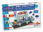 Snap Circuits Bric Structures Brick And Electronics Kit Over 20 Stem Projects