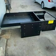 Trunk Bed Cargo Slide Sliding Out Trunk Bed Tray