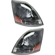 Headlight Lamp Left-and-right 82329127 82329124 Lh And Rh For Volvo Vnl 2004-2017