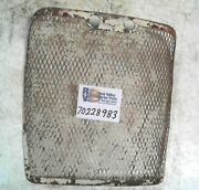 Allis Chalmers Grille-radiator Shell 70228983