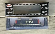 Atlas 1/87 Ho Scale Canadian National Gp-7 Rd 4820 Dc / Dcc Ready 10002014 F/s