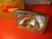 Nos New Original Oem Honda Cb550sc Cb650sc Vt500c Vt500 Headlight 33100-me5-670