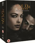 Beauty And The Beast Seasons 1 To 4 Complete Collection Dvd [uk] New Dvd
