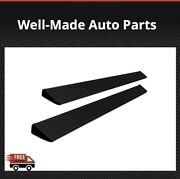 Amp Research 76139-01a Fits Ram 1500 Powerstep W/plug-n-play System Nerf Bars