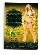 2013 Benchwarmer-gold Rush-gold Edition-autograph-caitlin Oand039connor-3 Of 3-nm
