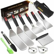 Heavy Duty Blackstone Griddle Accessories Kit Outdoor Grilling Bbq Professional