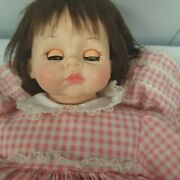 Vintage Baby Doll Clean Original Dress 13 Soft Body Preowned