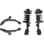 Control Arms Set Of 4 Front Left-and-right For Town And Country With Bushings