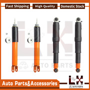 N Monroe 4x Front+rear Shocks And Struts Kit Set For 2002 Cadillac Escalade