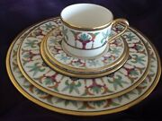 Lenox Tosca China 12 Place Settings/sugar And Creamer. Never Used. Display Only