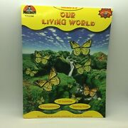 Our Living World Grades 5-9 Transparencies Guide Edward P Ortleb Free Ship New