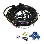 Gmc Truck Wiring Harness Type 2 With Generator Pvc Copper 1947-1949